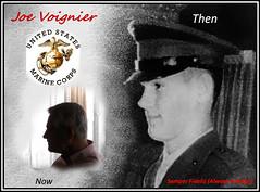 Joe Voignier (Sarge-Jack) Tags: usmc joevoignier thenandnow semperfi alwaysfaithful semperfidelis