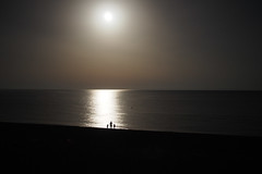 Cirali Beach - Full Moon (s_wh) Tags: cirali trkei lykien olympos baraka house turkey lycia chimera