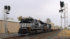 21T at Stryker (HighHor$epower) Tags: ns1132 ns21t stryker sd70ace