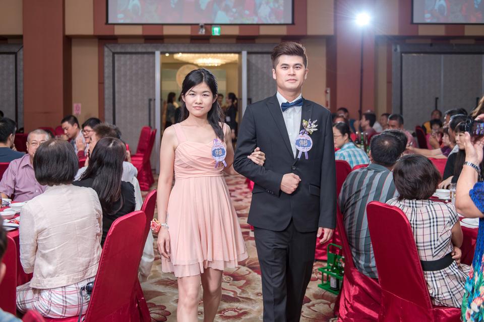 台南婚攝 婚禮紀錄 情定婚宴城堡 C & M 118