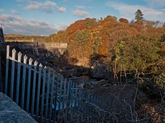Earlstron Loch (penlea1954) Tags: earlstron loch dalry a713 ayr galloway hydro electric power scheme hydroelectric stations south west scotland generating water river ken dee doon kendoon carsfad clatteringshaws tongland sir alexander gibb scottish dumfries autumn colours