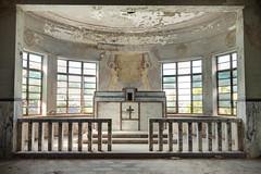 (pilot81) Tags: 7d canon eos efs1022mmf3545usm uwa ultrawide hospital abandoned chapel church abandonment derelict forgotten camera photography europe ue urbex urbanexploration urbanexploring