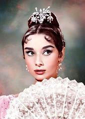 Audrey-Hepburn-Portrait-Everything Audrey (4) (EverythingAudrey) Tags: audreyhepburn audrey hepburn