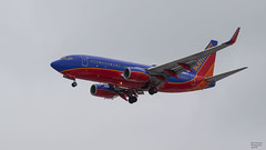 Southwest N924WN (Brian Stewart Photography) Tags: southwest plane airliner airport midway chicago airplane aircraft