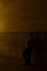 iran_010 (muddycyclist) Tags: panasonic lumix lx7 iran isfahan esfahan bridge night