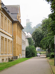 IMG_5457 (jaglazier) Tags: 13thcentury 13thcenturyad 16thcentury 16thcenturyad 19thcentury 19thcenturyad 2016 20thcentury 20thcenturyad 91716 architecture bielefeld buildings castles cityscapes copyright2016jamesaglazier crenellations deciduoustrees germany hills ivy northrhinewestphalia ratsgymnasium ravensberg september sparrenburg sparrenburgcastle towers trees clouds highschools landscapes parks plants reconstructed restored roundtowers ruins stonebuildings streets streetscapes vines nordrheinwestfalen