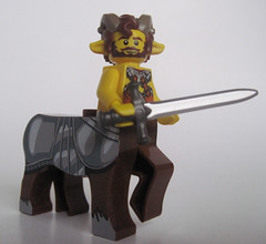 Phiorhotes (Quickblade22) Tags: centaur custom lego brickforge fantasy