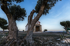 Ermita de Santa Luca III (javidurojimenez) Tags: santalucia ermita hermitage fustiana