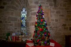 Charlotte Straker (ianwyliephoto) Tags: corbridge christmastree festival standrewschurch northumberland tynevalley tynedale community lights festive twinkle