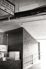 Boston Red Sox v. New York Yankees - Fenway Park - August 21, 2006 (day game) (deanmackayphoto) Tags: bostonredsox newyorkyankees fenwaypark august212006 field ballpark stadium 35mm film filmisnotdead contax fieldbox logebox loge grandstand 21 24 131 141 45 54 blackandwhite bw monochrome
