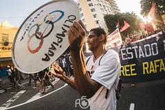 Brazil-protests-beginning-Olympics-23 (Josev Carrillo) Tags: brazil rio2016 olimpiadas juegosolimpicos 2016 riodejaneiro manifestacion protesta rally presidente micheltemer juegos exclusion jogos exclusao
