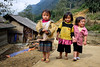 Children near Sapa (Vietnam) (PaulHoo) Tags: children poor innocent sapa vietnam fujifilm x70 street candid streetcandid streetphotography youth young 2016 asia poverty