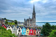 Cobh - Ireland (niko'n) Tags: cork voyage irlandais irlande ireland titanic nicolas pourtout trip irish cobh travel nikon d800 nicolaspourtout church église maisoncouleur