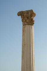 Corinthian column (jan.stefka) Tags: canoneos7d tharros sardegna sardinie 2016 sardinia