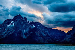 Grand Teton sunset (FJMaiers) Tags: grand teton national park sunset