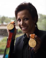 To inspire (paul indigo) Tags: paulindigo goldmedal kellyholmes olympics portrait