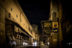 Ponte Vecchio! (aliffc3) Tags: pontevecchio architecture florence firenze italy europe nightshot sonya6000 sel35f18