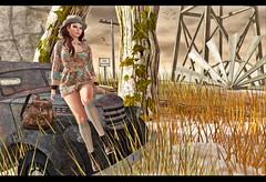 Radioactive (Mikaela Carpaccio - 6º Republic Event) Tags: lamb hobo zigana 3dtrees izzies dby wereclosed rerty virtualdecay theseahole mrpoet glamaffair leverocci aushkaco overhigh summerfest13