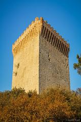La torre (SantiMB.Photos) Tags: geotagged italia ita tamron 18200 umbria castiglionedellago 2tumblr vacaciones2012 geo:lat=4312755282 geo:lon=1205515087