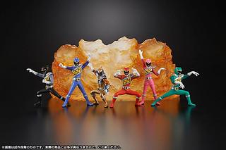 超級戰隊EX ―史上最強的勇氣― 爆破特效好想要!~