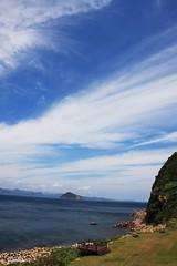 Akiya Coast2013.07.10 12:45 (OK!OKi) Tags: sea nature japan islands coast lookout ama  shimane geo  oki  nakanoshima   geopark