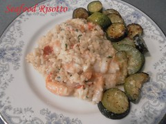 Seafood Risotto (Patty Anderson) Tags: food dinner blog recipes