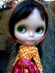 My charming little Eloise! AKAW 32/52