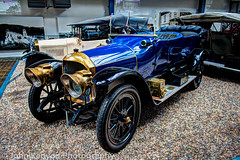 Benz 16/40 HP - 1914 (johnkenyonphotography@gmail.com) Tags: cars technology prague bikes trains planes czechrepublic automobiles technicalmuseum