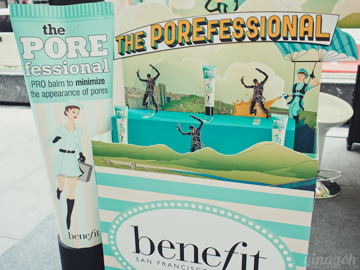 Review: Benefit POREfessional PRO Balm!