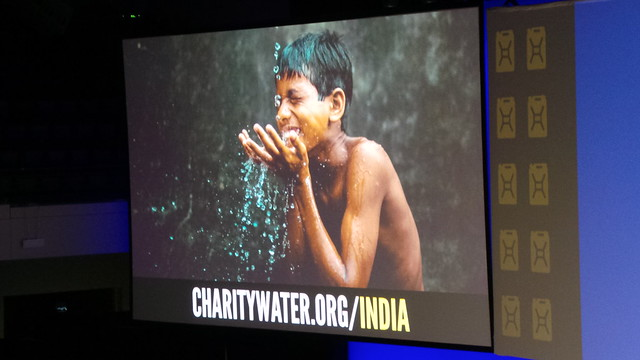charity: water at inbound13