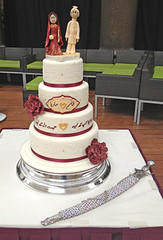 Asian Wedding Cake 1