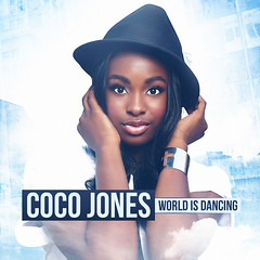 Coco Jones - World Is Dancing (Creat1ve) Tags: world music art digital work typography photography design jones is photo artwork shine graphic dancing album it disney pop made coco cover single soul photoediting hiphop editing let rb channel ep