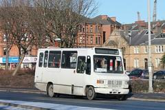 Skyline Travel - N97 ALS (MSE062) Tags: travel bus skyline mercedes benz fife glasgow mini belfast alexander als stagecoach govan 40097 709d n97 n97als