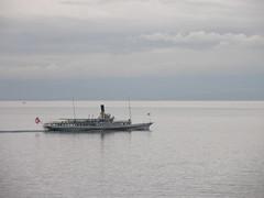 PA150086 (keepps) Tags: autumn lake schweiz switzerland boat suisse lakegeneva montreux vaud lacléman cgn lasuisse