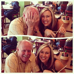 Had an awesome lunch meeting today with my great friend and literary agent @Bill_Jensen :) #sushiwithasideofsilly