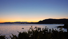 Last Light - View from Pefkos Rhodes (Fuji XM1 & 27mm F2.8) (markdbaynham) Tags: light landscape greek high fuji dusk low hellas x iso greece grecia trans pefkos rodos rhodes fujinon csc hellenic pefki xm1 digitaldepotcouk