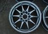 DSC_0125-2 copy (Blazedd) Tags: wheel silver grey 33 wheels gray 7 8 racing 16 rays ces volks rim rims 35 ti volk blazed ce28n titaniums ce28 16x7 16x8 blazedd