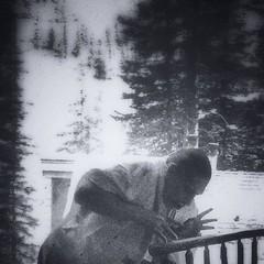 Throat Chant -Butoh Improvisation in Moraine Lake- (Banff, Canada. Gustavo Thomas  2013) (Gustavo Thomas) Tags: blackandwhite bw art monochrome creativity teatro dance movement theater arte emotion artistic theatre body danza performance performing dream surreal danse movimiento improvisation acting bnw unconscious sueo butoh artistique morainelake artstico blancetnoir monocromtico surrealista bodymovement inconsciente emocin buto improvisacin monochromatique