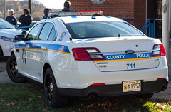 BCoPD New Patrol Cars. - Police Interceptor. (JWphotos_) Tags: county ford 911 police first baltimore vehicle emergency department interceptor responder baltimorecountypolicedepartment bcopd