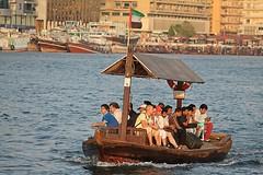 DUBAI - ABRA RIDE (Punxsutawneyphil) Tags: water ferry creek boot boat asia asien wasser ship crossing ride uae passengers arab abra dubaicreek arabian oriental schiff unitedarabemirates deira fhre fahrt vae burdubai vereinigtearabischeemirate
