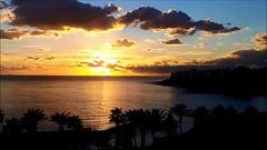 St Julian Bay - Malta (StefanVix) Tags: cruise vacation cloud sun st sunrise happy bay boat timelapse ship tour wind time hilton malta calm palm lapse progressive julians
