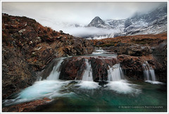 Skye Fairy Pools (rgarrigus) Tags: winter snow mountains nature river landscape scotland waterfall highlands rocks stream isleofskye snowy dramatic scottish geology drama majestic cascade rugged majesty snowcovered glenbrittle mountainous flowingwater fairypools garrigus robertgarrigus robertgarrigusphotography vision:mountain=0625 vision:clouds=0581 vision:sky=0709 vision:outdoor=0773 greatphotograsphers