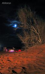 صحراء desert (aldaeys) Tags: sunset desert 2010 كشته تصوير عام صحراء 1435 2013 skaka abdulwahed aljouf الجوف سكاكا مكشات الغضا سلفرادو عبدالواحد الدايس aldaeys عذفاء عذفا silvrado