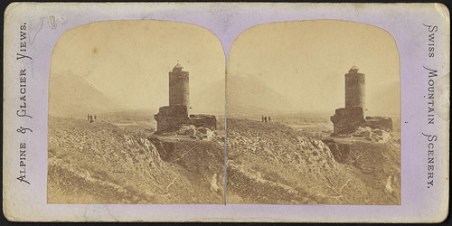towers bostonpubliclibrary bpl stereographs photographicprints