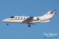 N257CB (PHLAIRLINE.COM) Tags: air flight airline planes million 1998 philly airlines raytheon phl spotting beechjet bizjet generalaviation spotter philadelphiainternationalairport kphl 400a n257cb