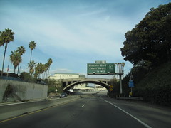 Interstate 10 - California (Dougtone) Tags: california road sign la losangeles highway santamonica route freeway shield interstate expressway i10 interstate10 the10