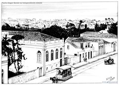 Porto Alegre Bonde na Independência sécXIX