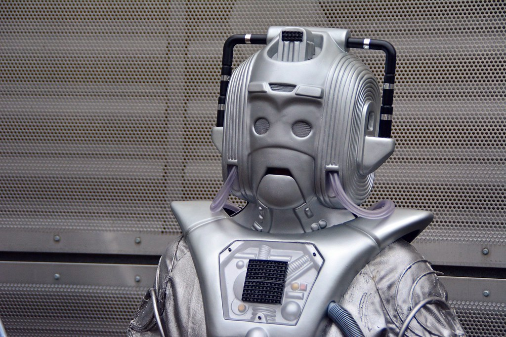 classic cybermen - photo #35