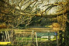 Kingswood Creek (MatthewDBPrice Photography) Tags: uk winter southeast storms berkshire floods 2014 wraysbury