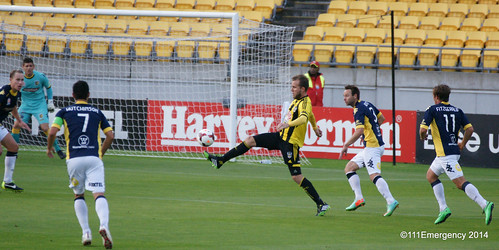Wellington Phoenix vs Central Coast Mariners